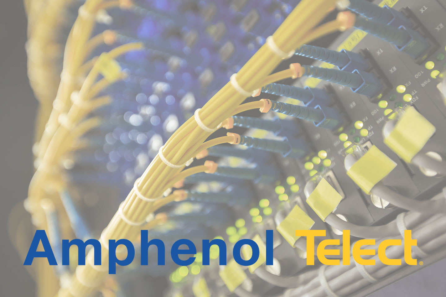 cable management Amphenol Telect